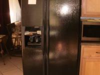 WHIRLPOOL _ENERGY STAR __BLACK DOUBLE DOOR _ MODEL #