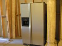 Refrigerator Whirlpool Gold 25 cubit foot storage,
