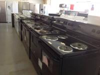 Always Save With Moctezuma Appliance !  We carry all