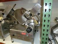 Refurbished Berkel 818 Automatic Meat Slicer, Asking