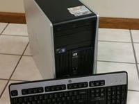 REFURBISHED HP DC5850 MICROTOWER!!!WIFI!!!! $99.99AMD