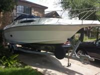 Boat value = $19,880.00 Trailer Value = $3,760.00