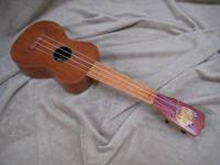 In addition to the numerous other ukuleles that I'm