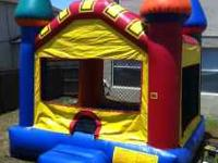 Its Party Time Rent your inflatable bounce house from