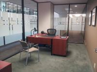 - Fully furnished, professionally equipped offices - An
