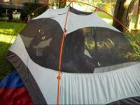 We are selling this great 3 season tent in hope that it