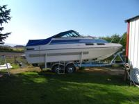 1978 24' Inboard/outboard, Reinell Cabin Cruiser / With