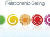 Relationship Selling Book Acceptable condition. There