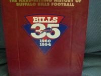 Bills 35 1960-1994 -- The hard Hitting History of