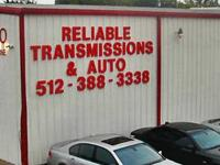RELIABLE TRANSMISSIONS As a family owned and operated