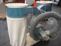 HI I HAVE THIS RELIANT DUST COLLECTOR FOR SALE IS LOOK