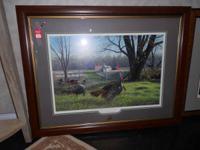 """""""Remember When Wild Turkeys"""" by Jim Kasper.    Porter"""