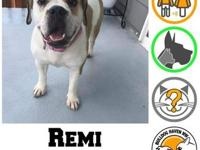 Remi's story Look at her! She is a lot more than just a