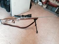I have a Remington design 700, 7mm Rem Ultra Mag rifle