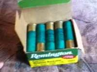 Remington shells got the wrong size and walmart want