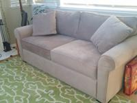 Excellent condition sofa bed purchased in Nov 2015 from