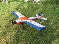 Gas powered remote control airplane for sale come look