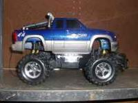 Remote Control Chevy Truck Asking price $5 No emails.