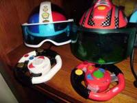 2 remote control helments 30.00 for both srar wars