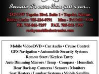 Rockys Mobile Electronics reveal call info. 2529 nw