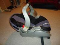 Graco Infant Car Seat With Two Bases No Need For