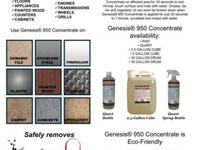Genesis 950 Concentrate gets rid of the need for