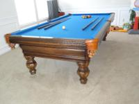Beautiful 9 ft Renaissance Custom Original Classic