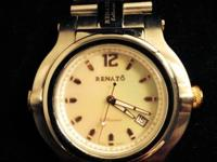Renato Collections Watch still in case - like new -
