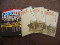This listing is for Reno 911 - The Complete First and