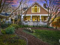 Classic Virginia Highland bungalow - expanded and