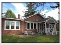 Rent a waterfront cottage in the Thousand Islands for