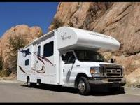 For rental:  2013 Jayco Redhawk Bunk House Class C