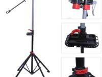 This Pro Bicycle Repair Stand is really convenient for