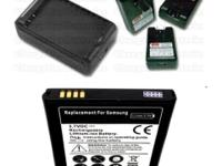 We carry Cell Phone Batteries and External Battery