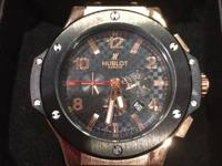 Hello, for sale is a REPLICA Hublot Big Bang watch in