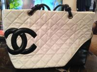 I have a Replica White Quilted Chanel Bag with the