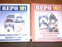 Repo 101 and 102 by Kayton Kimberly is a Basic Guide to