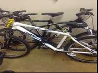 Repossessed Bikes up for Live Public Auction together