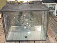 Reptile Tank or could be used for a small animal can be