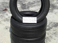 SET OF 4 USED TIRE Republic Invader Sport 2255016  	FOR
