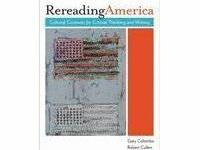 "Rereading America ""cultural contexts for critical"