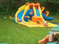 I have a residential grade Waterpark for sale, I paid