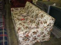 Restore has a Sofa for Sale: $76.00, three seats,