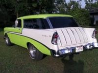 1956 Chevy Nomad Fresh Restoration Picture Documented