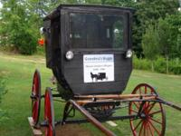 I have a lovely restored Amish buggy that needs a new