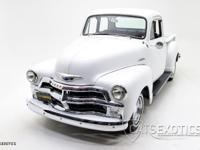 1954 Chevrolet 3100 5-Window pickup truck finished in