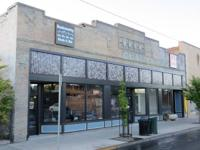 Retail space for lease on the Hip Strip. Historic