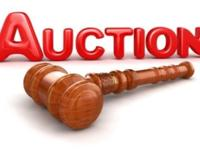 """HUGE STORE AUCTION"" Saturday March 28th 2015 @ 9AM!!"