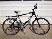 Retired Police Trek Mountain Bike - $450 This bike is
