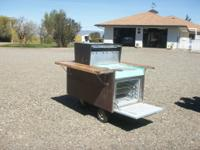 "Retro Partio Cart"" Kitchen/BBQ cart 1956 General"